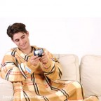 Boston Plaid Snuggie®