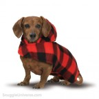 Buffalo Plaid Dog Snuggie®