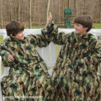 Kids Camo Snuggie®