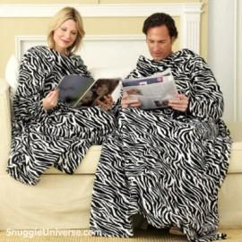Zebra Snuggie®